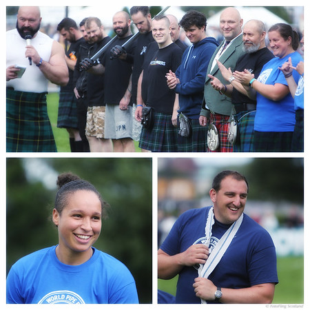 Worlds Highlander Championships Collage