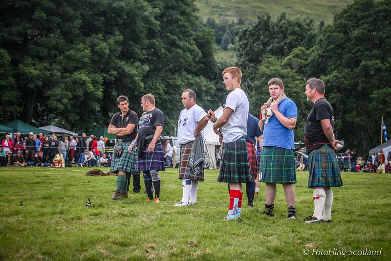 Scottish Heavies