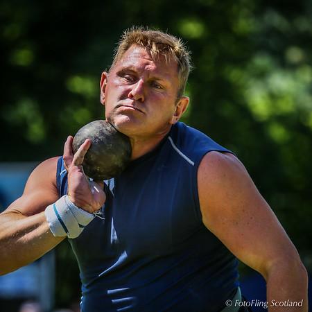 Neil Elliot - Heavyweight Athlete