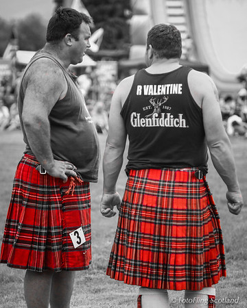Red Kilts