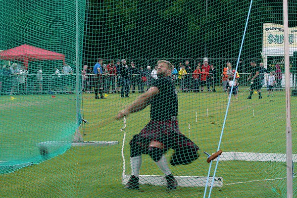 Hammer Throw - Scott Rider