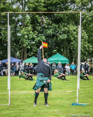 Weight for Height Competition: Lorne Colthart