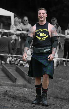 Scotland's Stongest Man