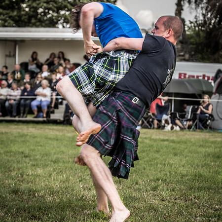 Scott Carson & Andy Pratt - Backhold Wrestlers