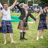 Frazer Hirsch: Scottish Backhold Wrestling Champion - Open Category