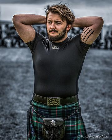 Matthew Southwell - Scottish Backhold Wrestler
