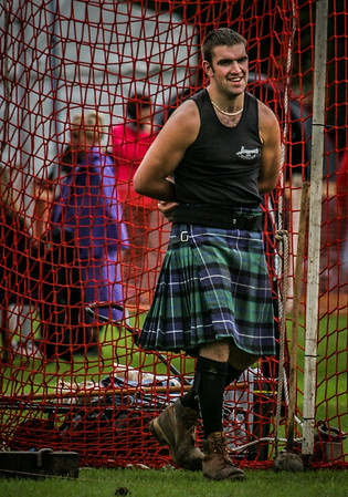 The Happy Heavy Birnam Highland Games 2012
