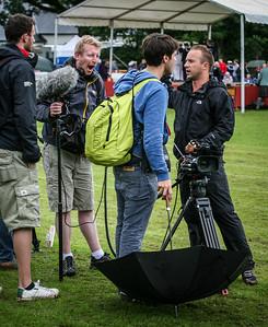 The Tedium of Filming