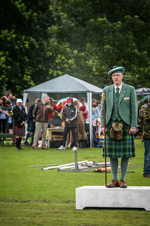 Highland Games Chieftain