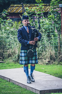 Solo Piper Birnam Highland Games 2012