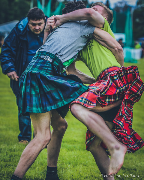 Scottish Backhold Wrestling
