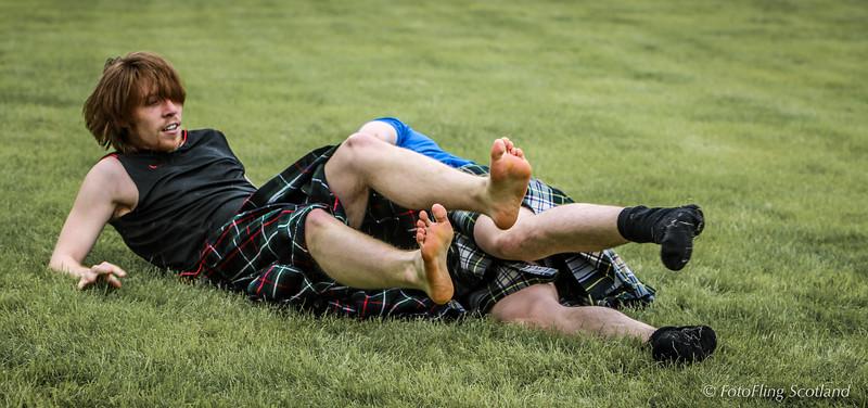 Liam McGunnagle & Scott Carson