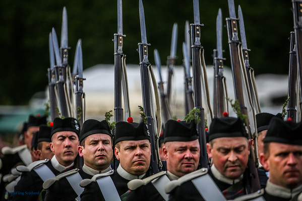 The Atholl Highlanders