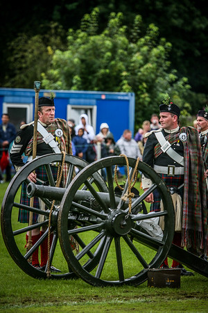 Atholl Highlanders