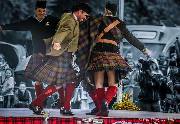 Atholl Highlanders - Highland Dancing