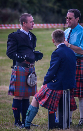 Chatting Blairgowrie Games 2003