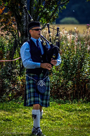 Solo Piper Blairgowrie Games 2003