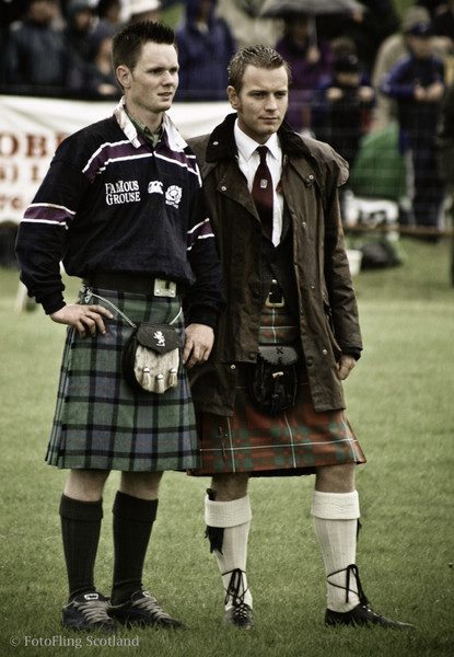 Clan Chieftain: Ewan McGregor