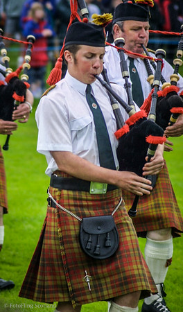 Pipers - Crieff Games