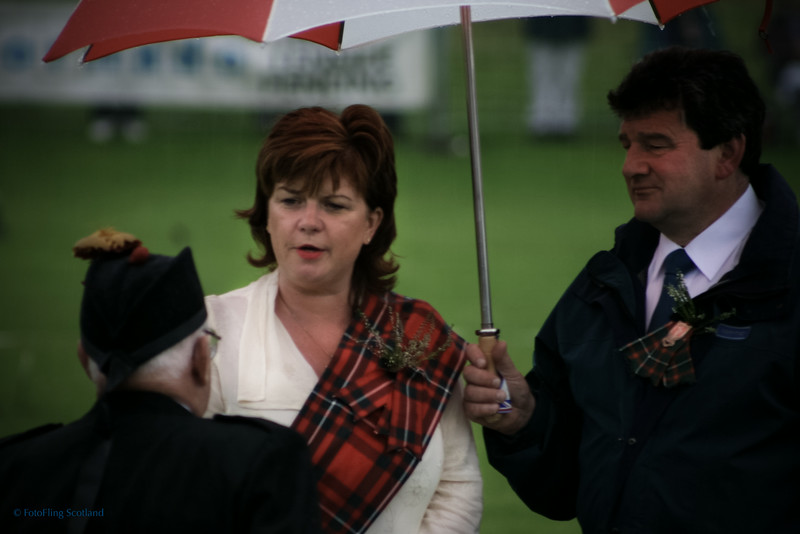 Briefing the Clan Chieftain: Elaine C. Smith