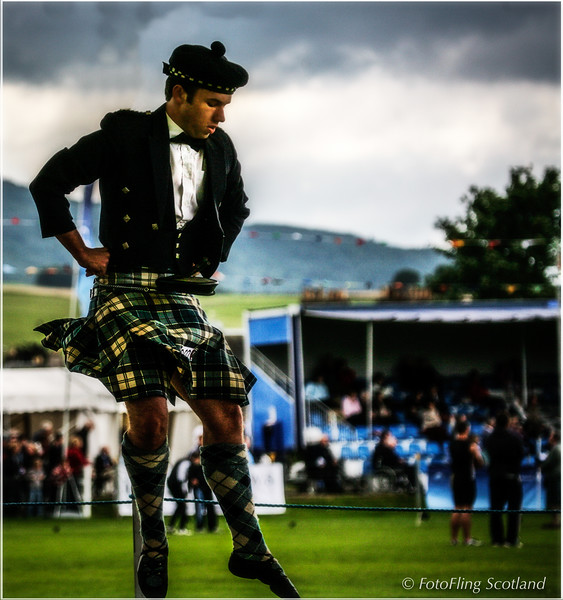 Chris Munro - Highland Dancer