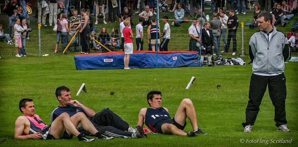 Resting Athletes