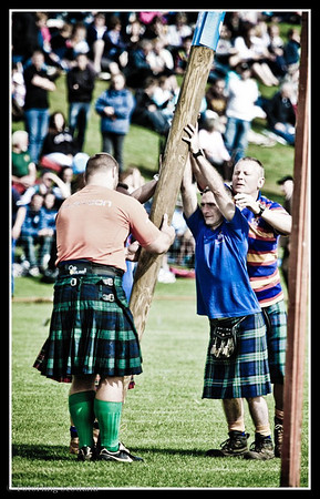 Caber Supporters