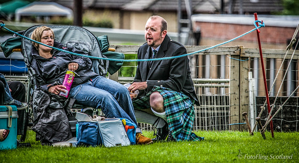 The Kiltie and the Pringle Eater