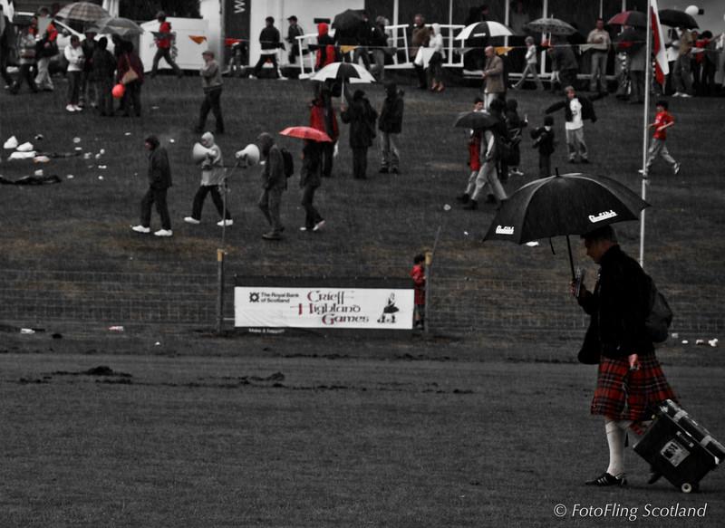 Rain closes day
