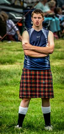 Lorne Colthart - Scottish Heavyweight Contestant
