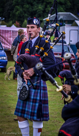Piper Pitlochy Highland Games 2003