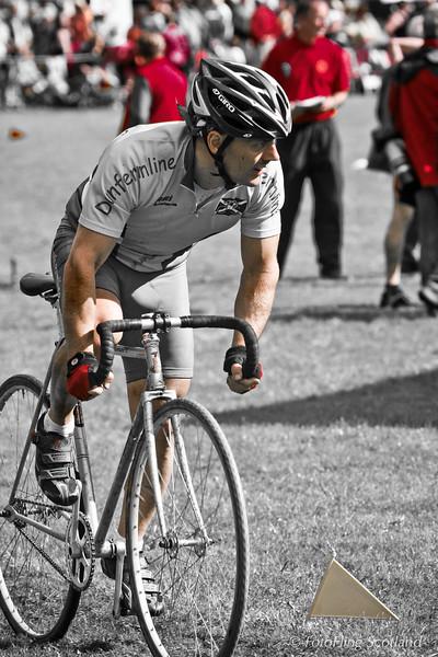 Dunfermline Cyclist