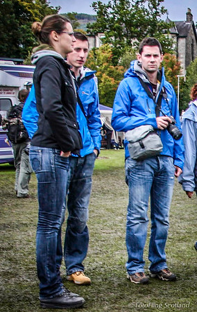 Always take a camera to a Highland Games