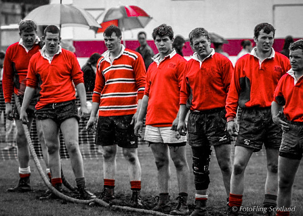 Rugby Lads Simply Red