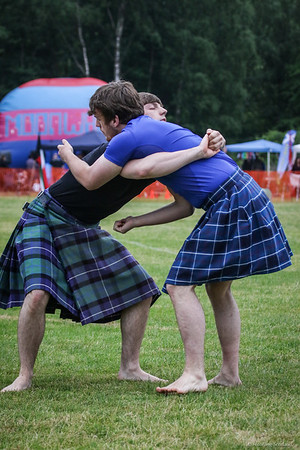 2016 Bearsden & Milngavie Highland Games