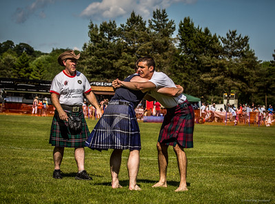 2013 Bearsden & Milngavie Highland Games