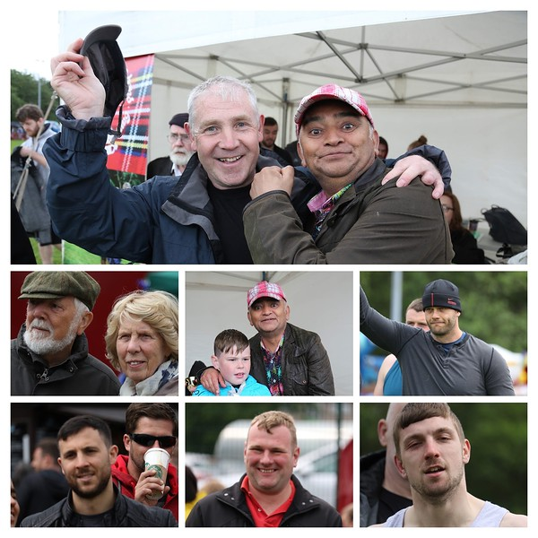 Bearsden & Milngavie Highland Games Collage
