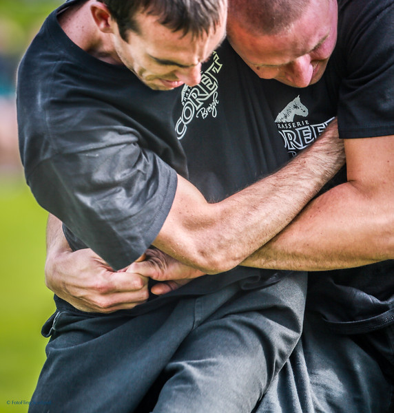 Scottish Backhold Wrestling at Bute Highland Games 2013