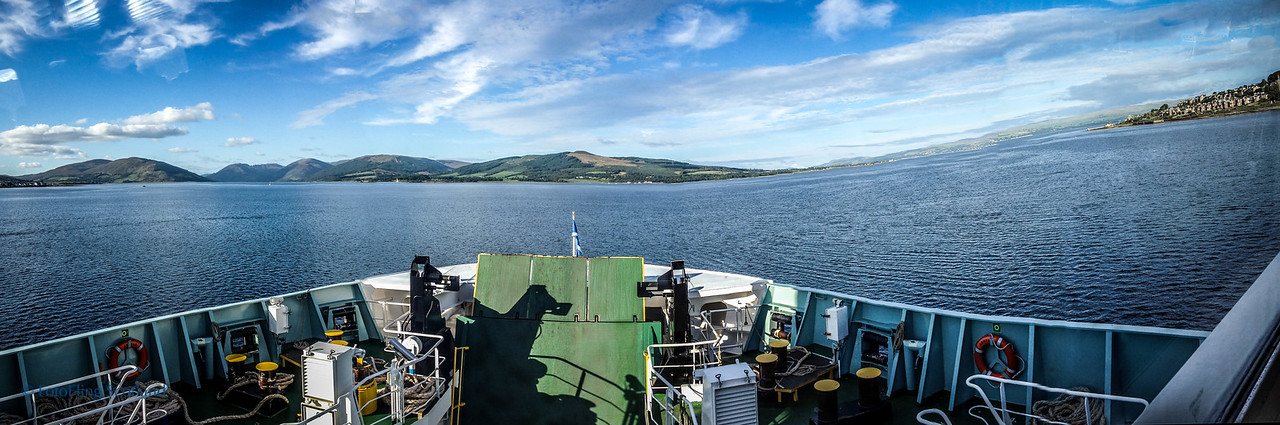 Return to Mainland Scotland