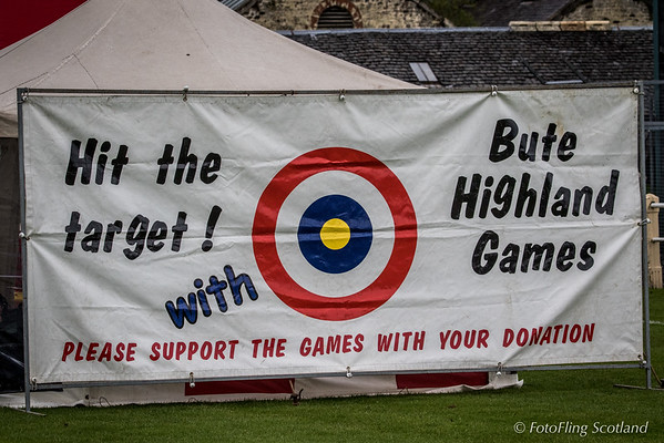 Bute Highland Games 2015