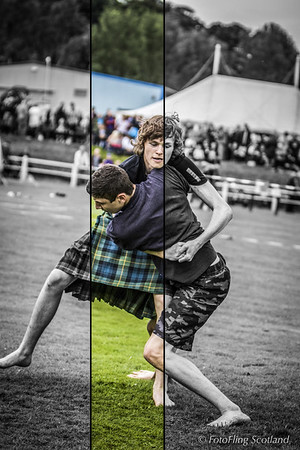 Rothesay Academy Wrestling: Jack Deans & Connor Anderson-Smythe