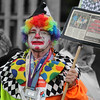 Tommy 'The Clown' Armstrong from Greenock - Charity Fundraiser