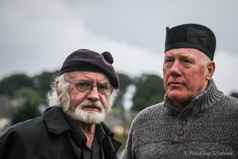 William Baxter and Hugh Ferns