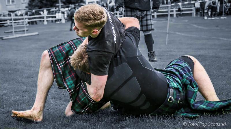Backhold Wrestlers: Hjörtur Elí Steindórsson & Matthew Southwell