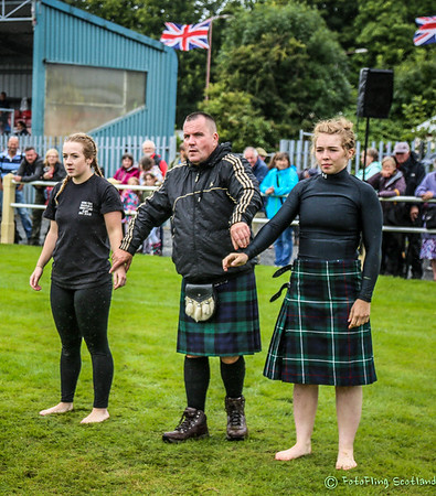 The 2016 Bute Highland Games