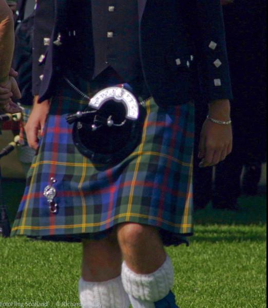 Tartan: Lady Borrowdale's Gift Cowal Highland Games 2003