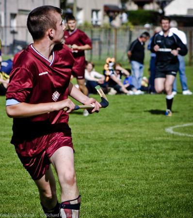 Shinty Game Cowal Highland Gathering 2003