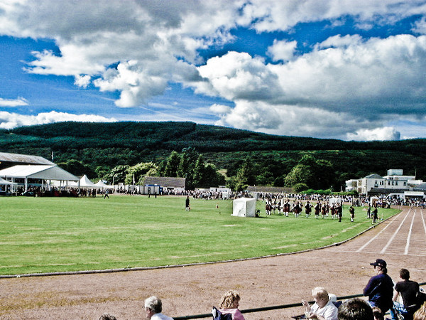 Games Field Cowal Gathering 2003