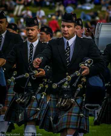 Cowal Pipers