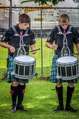 Cowal Drummers